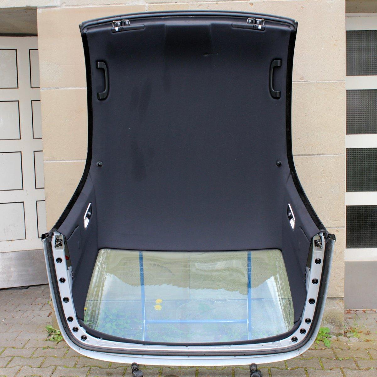 original bmw 3er e46 hardtop titansilber dekorblende. Black Bedroom Furniture Sets. Home Design Ideas